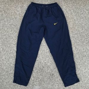 Nike 1990's Heavy Windbreaker Pants